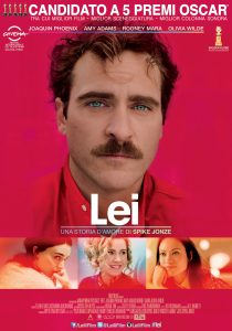 "Poster for the movie ""Lei"""