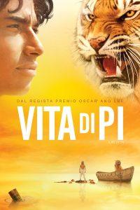 """Poster for the movie """"Vita di Pi"""""""