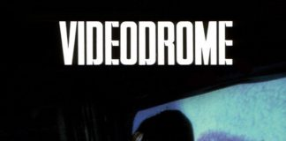 """Poster for the movie """"Videodrome"""""""