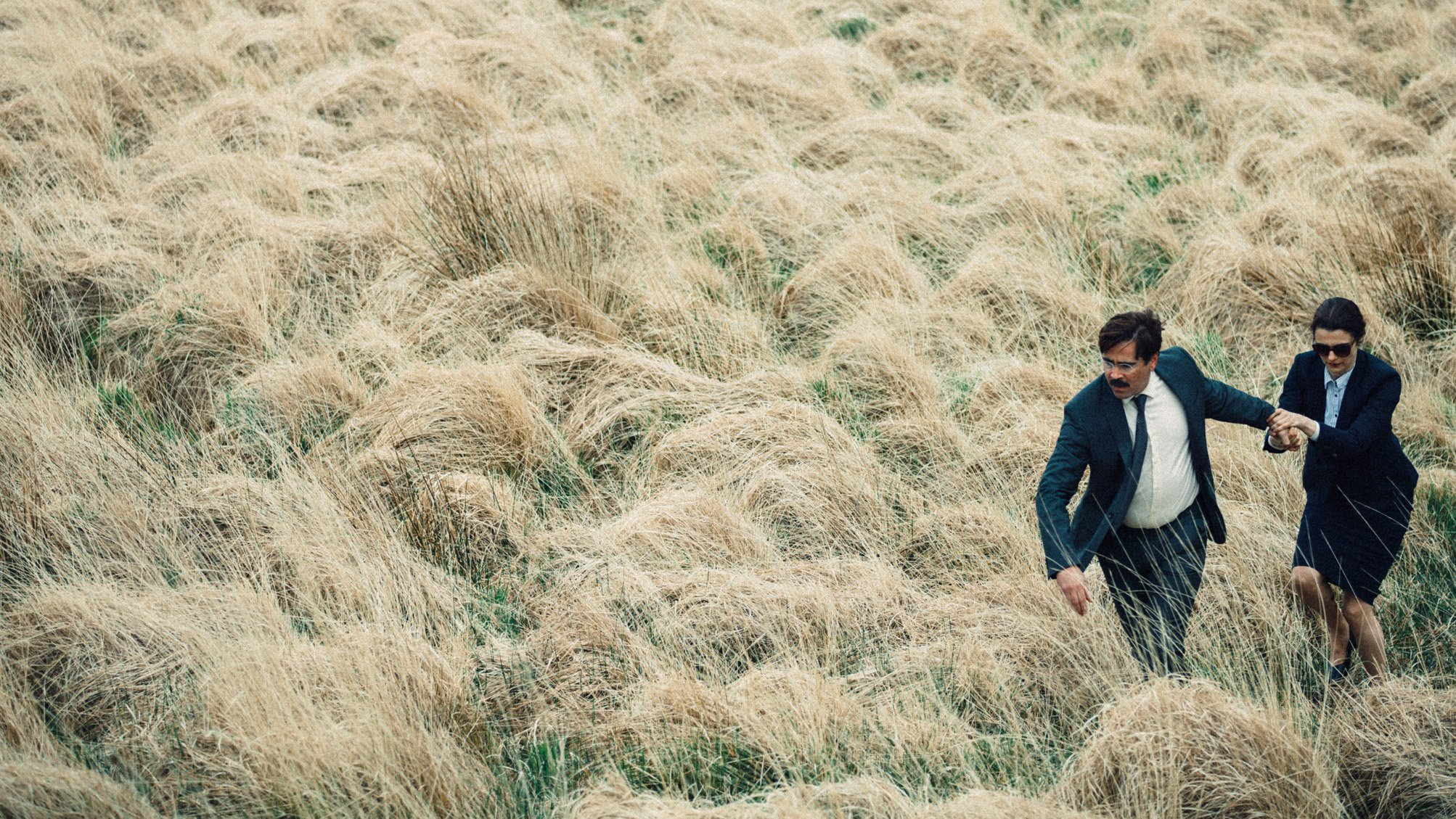 "Image from the movie ""The Lobster"""