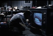 "Image from the movie ""Videodrome"""
