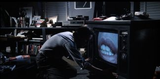 """Image from the movie """"Videodrome"""""""