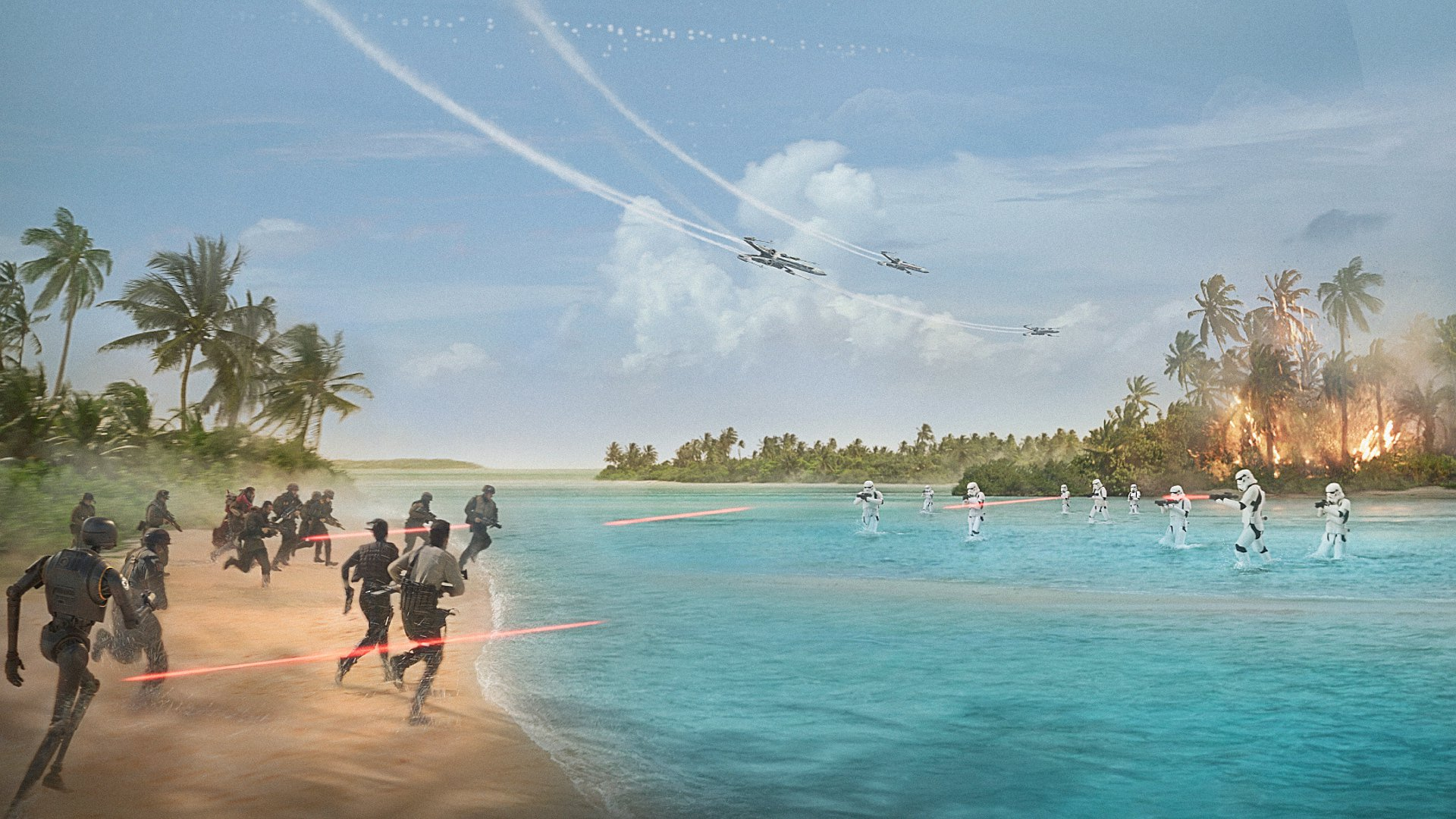 "Image from the movie ""Rogue One: A Star Wars Story"""
