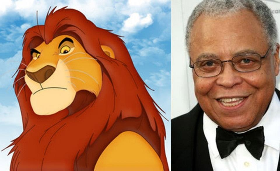 Mufasa ha la sua voce: James Earl Jones! - LaScimmiaPensa.com