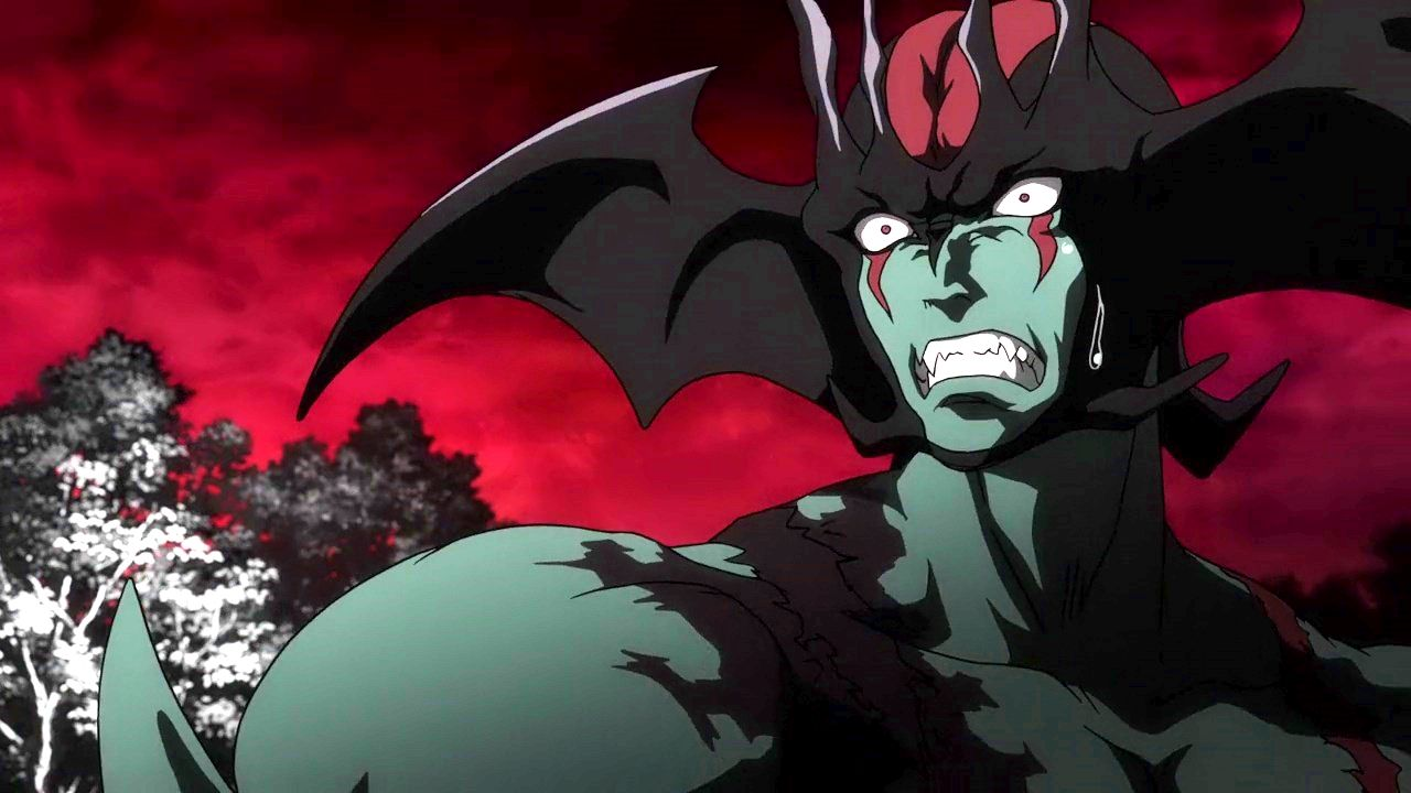 Netflix annuncia devilman nuovo prodotto originale