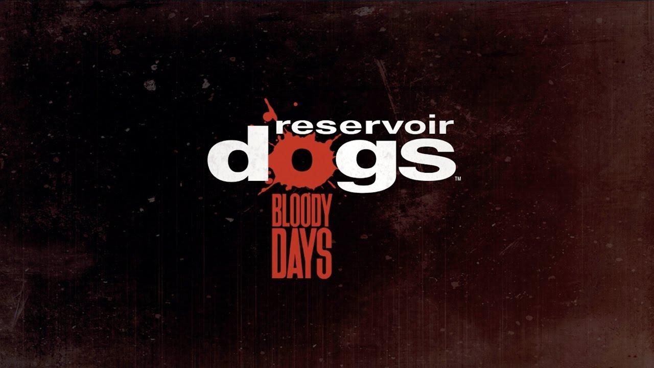 Reservoir Dogs: Bloody Days, ecco data d'uscita e nuovo trailer