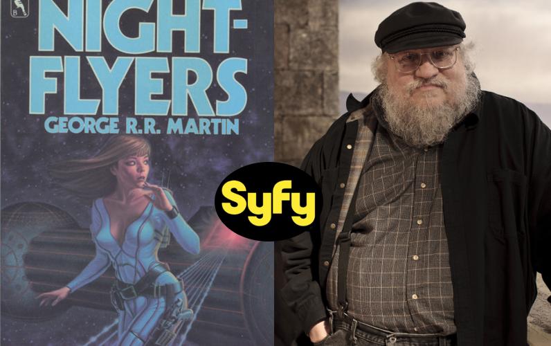 Nightflyers: Syfy progetta l'adattamento televisivo del racconto di George RR Martin