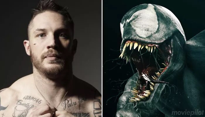 Venom: Tom Hardy interpreterà Eddie Brock
