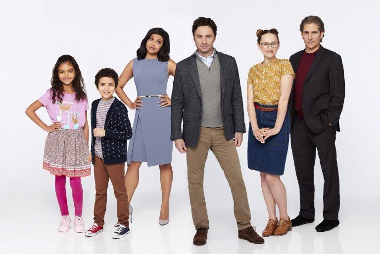 La ABC ordina una nuova serie con protagonista Zach Braff