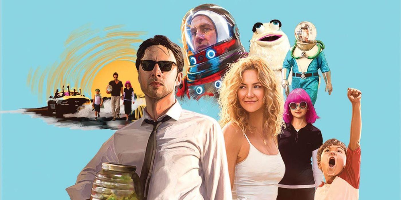 Wish I Was Here - Recensione del film con Zack Braff di ...