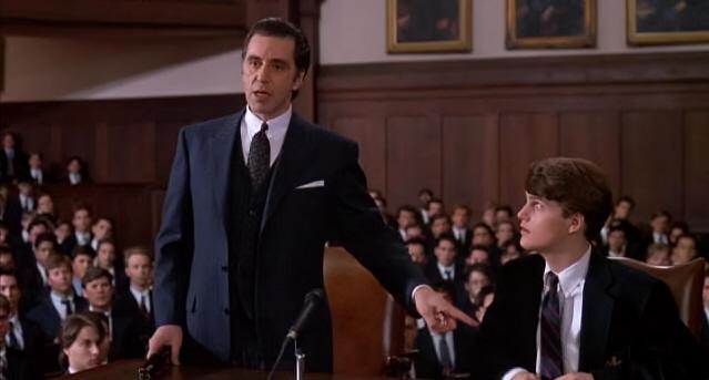 Al Pacino in Profumo di donna