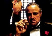 Marlon Brando, vestito da donna, il padrino