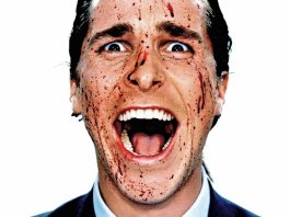 Christian Bale American psycho