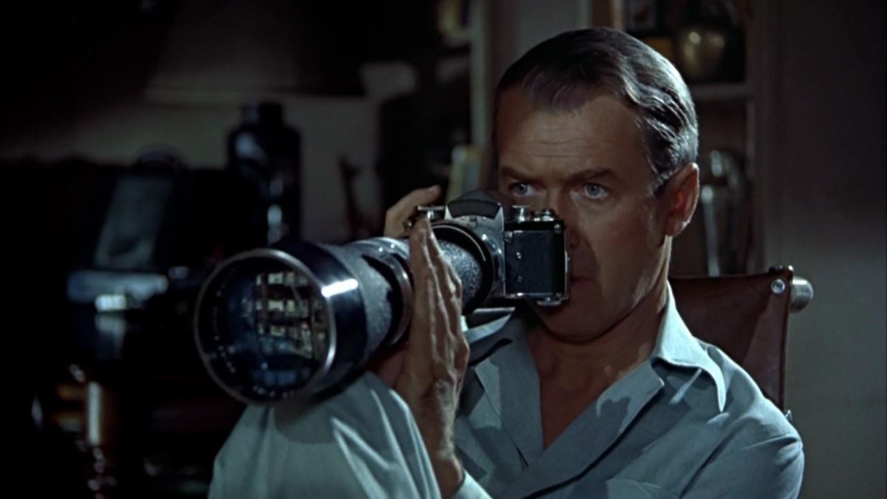La hollywood classica la finestra sul cortile hitchcock e il voyeurismo - La finestra sul cortile ...