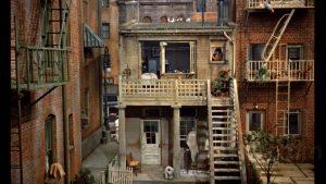 La hollywood classica la finestra sul cortile hitchcock e il voyeurismo - Alfred hitchcock la finestra sul cortile ...