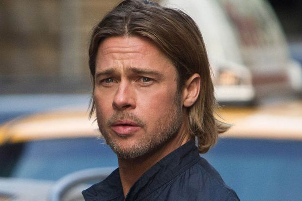 Brad Pitt- Ad Astra