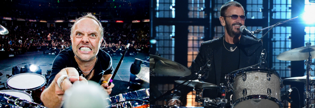 Batteristi Lars - Ringo
