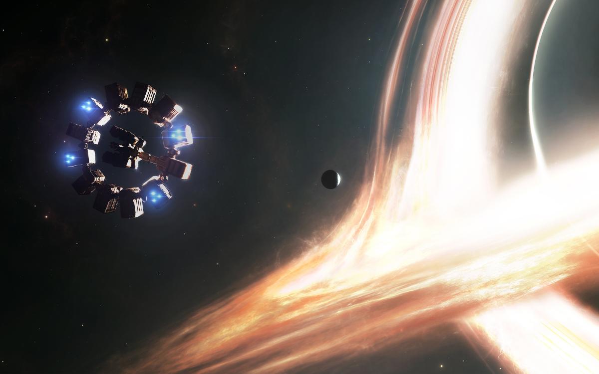 spiegazione interstellar