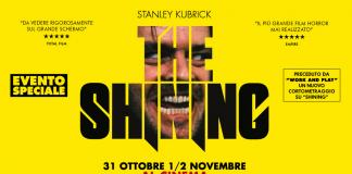 shining torna al cinema