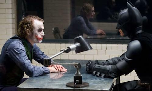 """Heath Ledger: Chiese a Christian Bale di picchiarlo sul serio in """"Batman - Il Cavaliere Oscuro"""""""