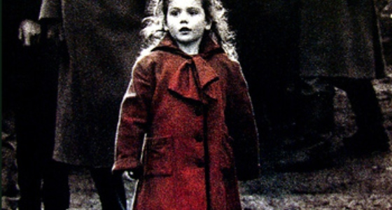 Ha Cappottino Schindler's Ero Mi Bambina Rosso La List Il Con qnn6zRwT