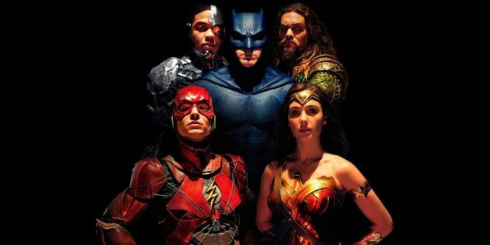 Justice League è pronto a stupire