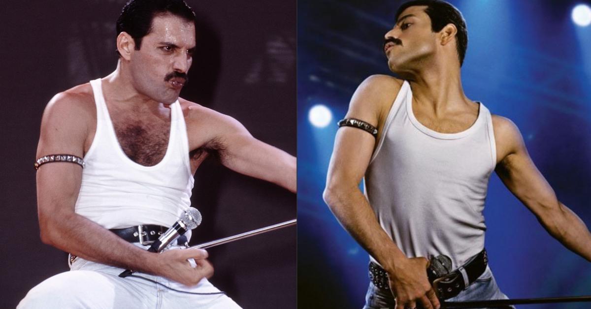 Bohemian Rhapsody in US theaters November 2 2018 starring Rami Malek Joe Mazzello Ben Hardy Gwilym Lee Bohemian Rhapsody is a footstomping celebration of Queen