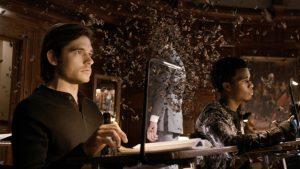 The Magician arriva alla seconda stagione, qui due protagonisti fanno pratica coi loro poteri