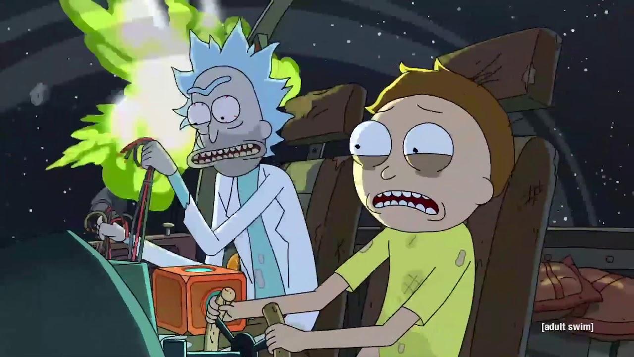 Rick and Morty migliori episodi