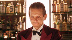 Lloyd, l'eccentrico e misterioso barista dell'hotel di Shining