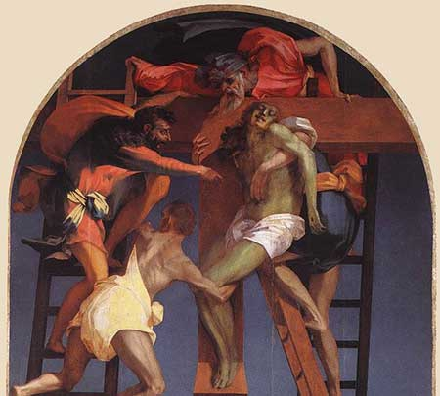 Deposizione Rosso Fiorentino
