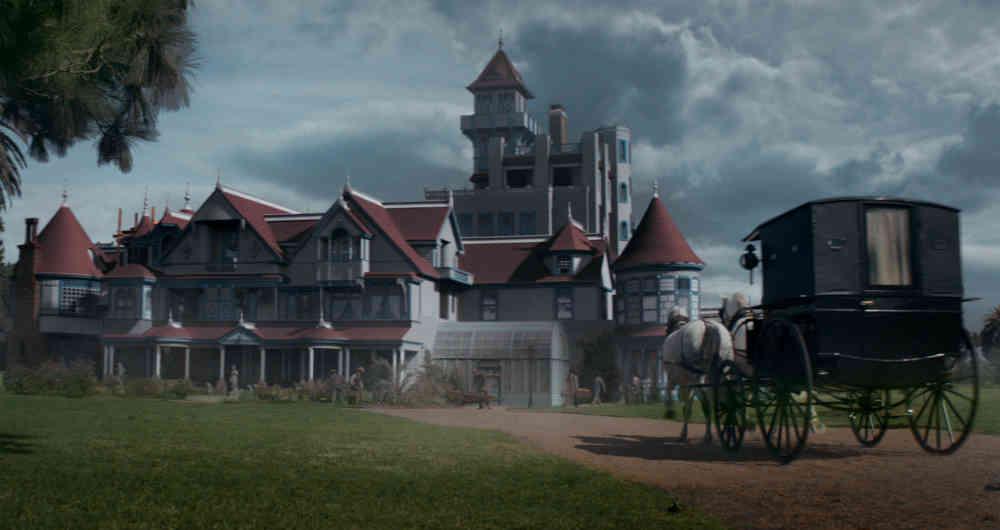 La vedova Winchester - La Recensione
