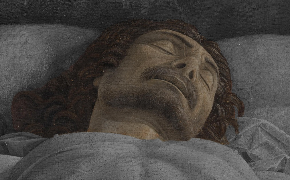 Mantegna Pasolini Decameron