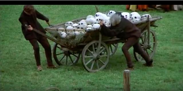 Pasolini Decameron Bruegel