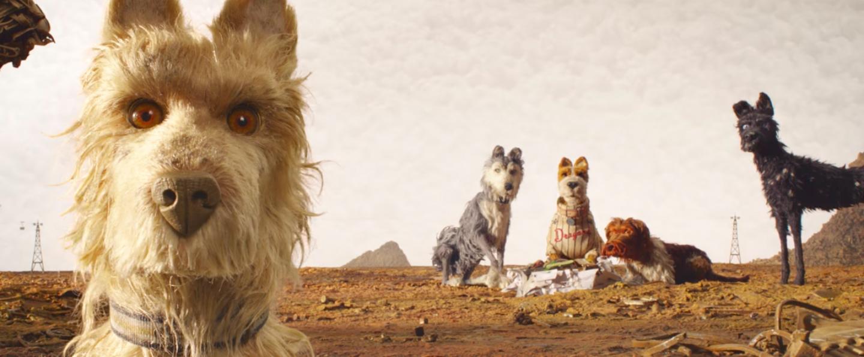 Risultati immagini per isle of dogs