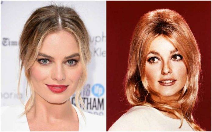 Margot Robbie Sharon Tate Tarantino