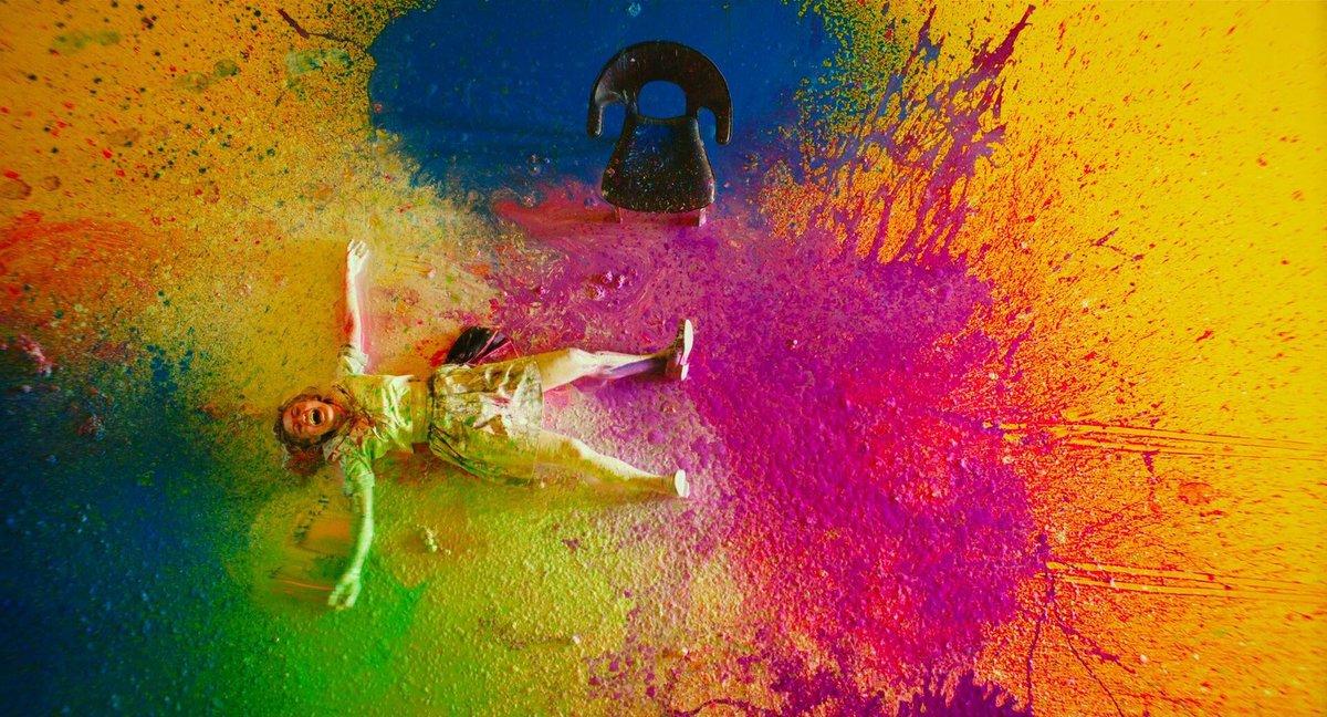10 film dove il colore è protagonista