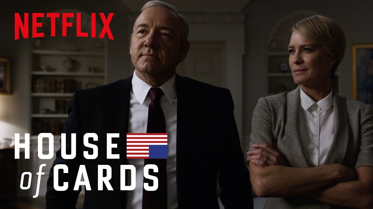 House of Cards: online il teaser dell'ultima stagione