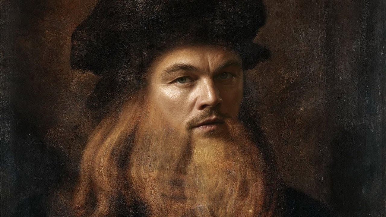 Leonardo di caprio e un bio su da vinci for La vita di leonardo da vinci