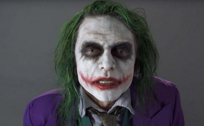 Wiseau Joker Provino