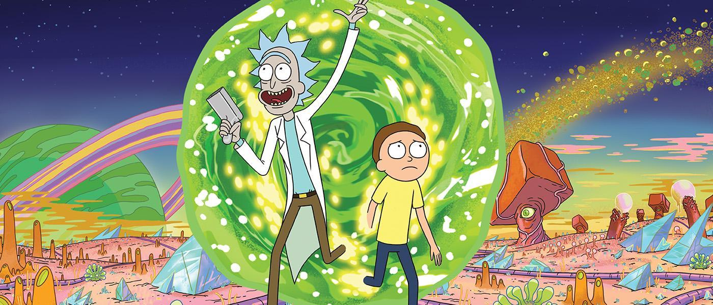 Rick e Morty 4