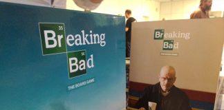 Breaking Bad diventa un gioco da tavolo