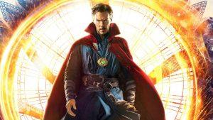 Avengers Infinity War Doctor Stange