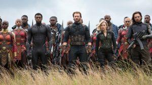 Avengers Infinity War Recensione