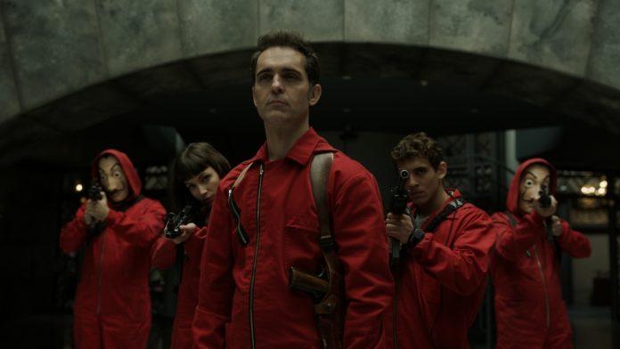 La casa di carta e il ruolo di Bella ciao nello sviluppo della trama di una delle serie Netflix più famose del momento.