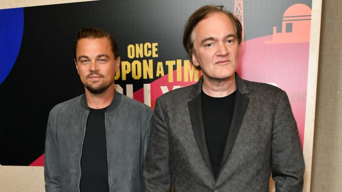 Once Upon a Time in Hollywood come Pulp Fiction