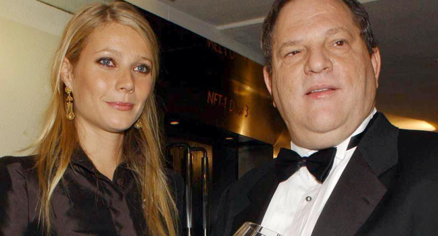 Gwyneth Paltrow e Harvey Weinstein