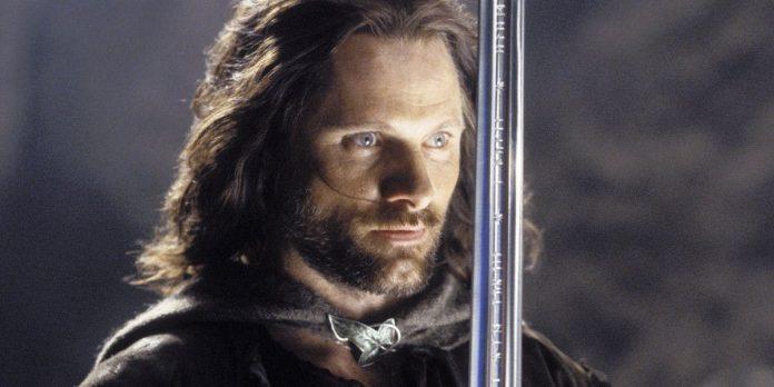 Aragorn LOTR serie TV