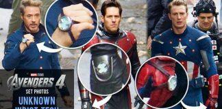 Avengers 4 sinossi viaggio tempo