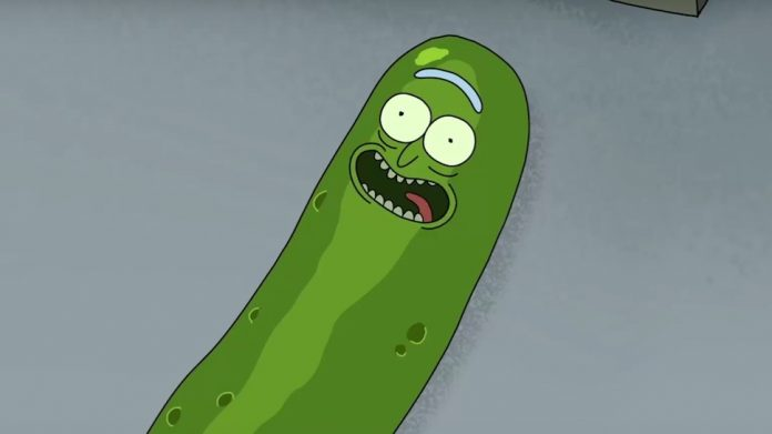 offerte amazon pickle rick